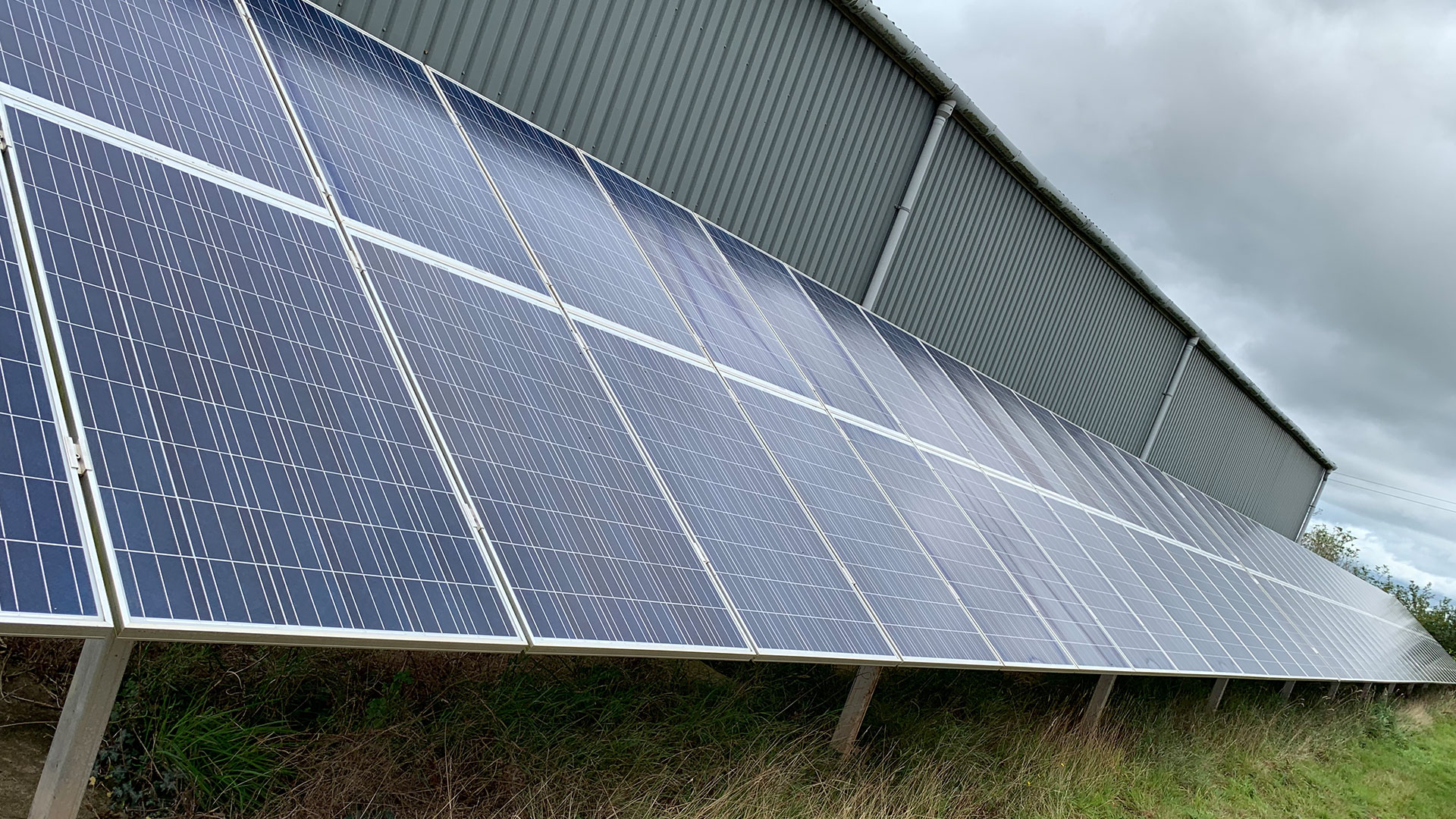 Solar Panel Cleaning In Exeter
